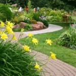 Gardening services range from simple lawn mowing to full fledged landscaping